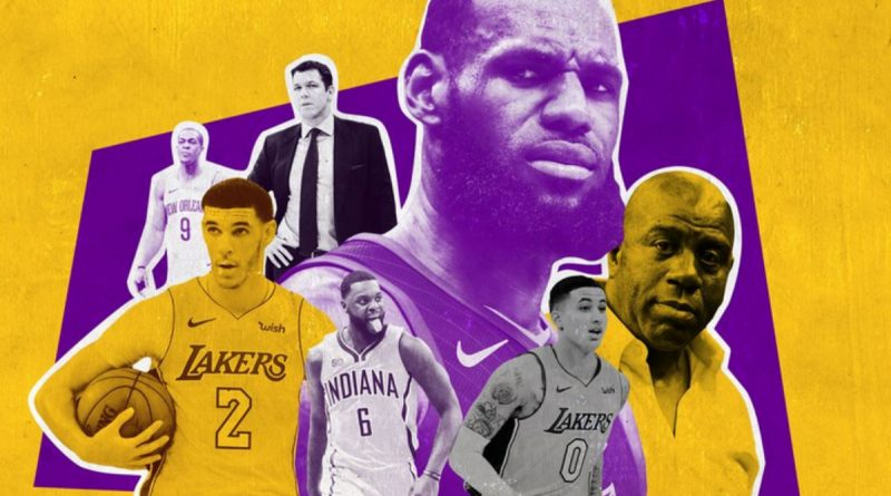 LA Lakers: Nova Era