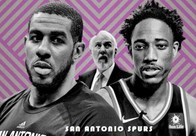 San Antonio Spurs, a força do renascer!