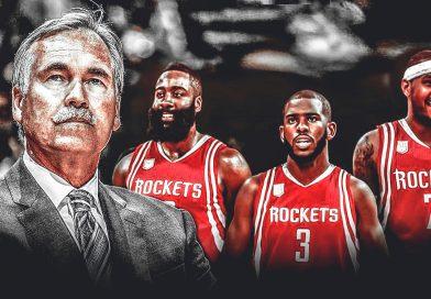 Houston Rockets: O morteiro do Texas
