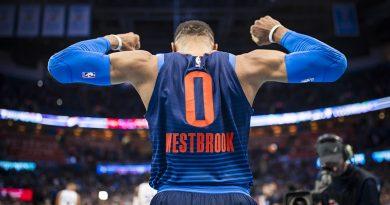 Westbrook está de regresso