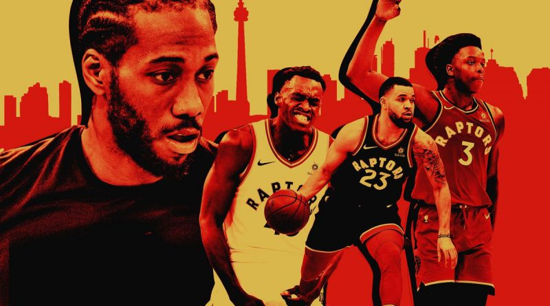 Toronto Raptors: Aposta para ganhar!