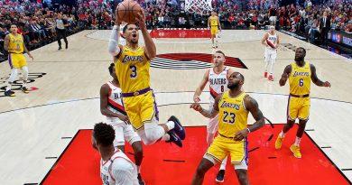 Portland Trail Blazers @ Los Angeles Lakers – Análise e Apostas!