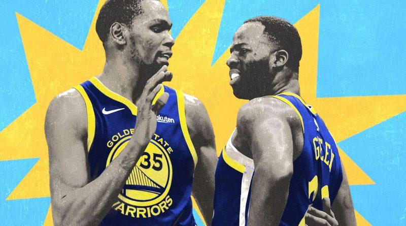 Durant vs Green: O prenúncio do fim de uma era
