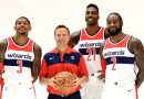 "Washington Wizards recusam-se a ""desistir"" da época!"