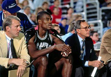 Gregg Popovich e os Spurs, os mestres do futuro!