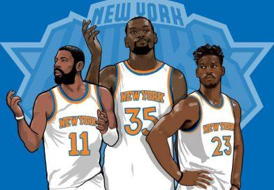 New York Knicks e as razões da troca de Porzingis