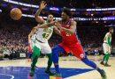 Celtics vencem Sixers em duelo de candidatos