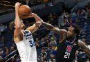 Clippers nos play-off sem estrelas
