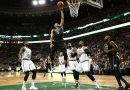 "Milwaukee Bucks ""varrem"" casa dos Boston Celtics"