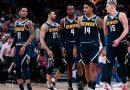 Denver Nuggets, a equipa surpresa a um passo da final da Conferência Oeste.
