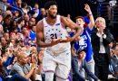 Philadelphia 76ers arrasam Raptors e ganham vantagem na série!