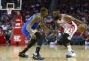 Análise e Aposta NBA Playoffs – Houston Rockets @ Golden State Warriors