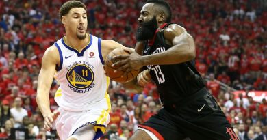 Análise e Aposta NBA Playoff – GS Warriors @ Houston Rockets
