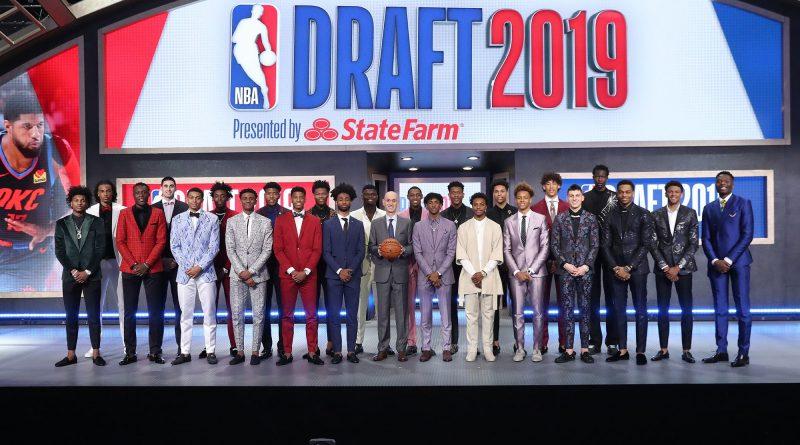 NBA DRAFT 2019 concluído – Lista completa com os escolhidos!