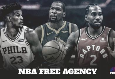 NBA free agency – Todos os negócios (em actualização)