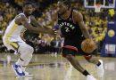 Toronto Raptors a uma vitória de se tornarem campeões da NBA!