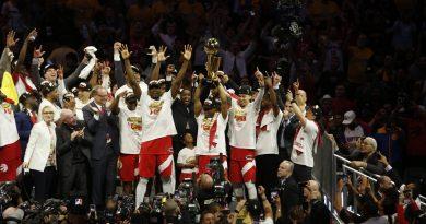 Histórico: Toronto Raptors sagram-se Campeões da NBA!