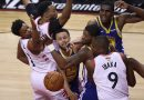 Final NBA – Jogo 2 – Análise e Aposta – GS Warriors @ Toronto Raptors