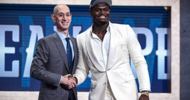 A estrela do NBA Draft 2019 – Zion Williamson!