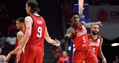 Seleção do Canadá com muitas estrelas da NBA na lista para o Mundial.