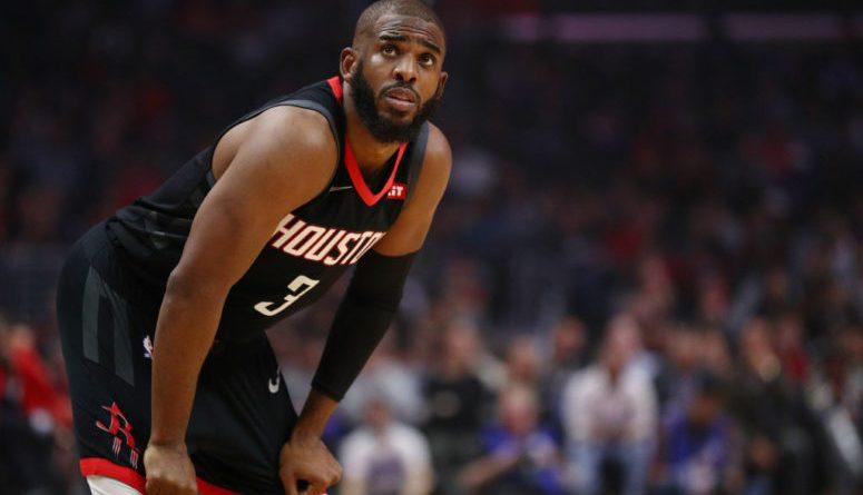Chris Paul a caminho dos Lakers?