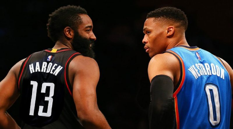 Harden and Westbrook