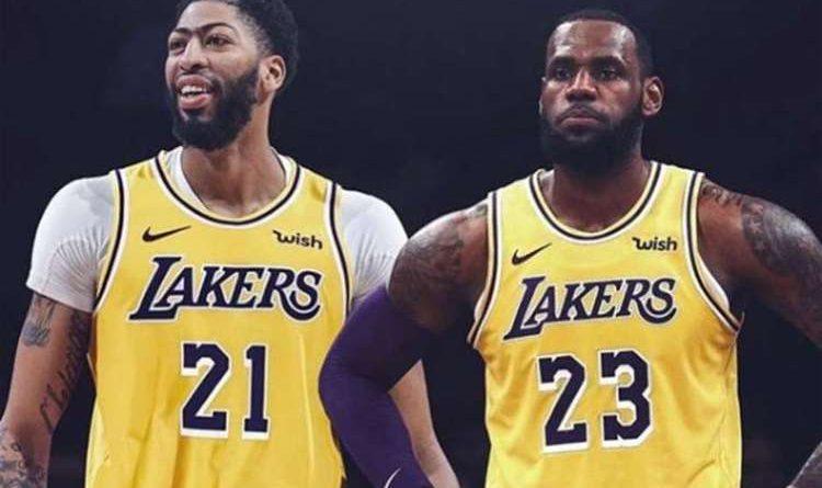 Executivos da NBA não consideram os Lakers como favoritos!