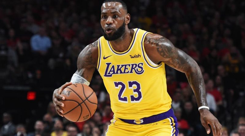 Lendas da NBA: N°4 – LeBron James