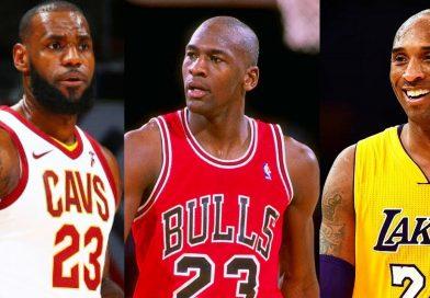 Lendas da NBA: Lista completa