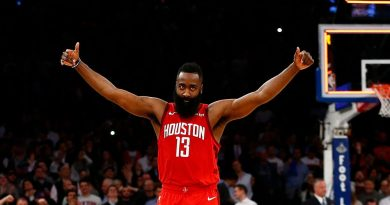 """James Harden """"I'm going to find a way to win a championship"""""""