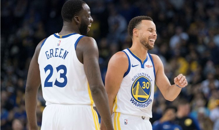 Prova final dos Golden State Warriors!