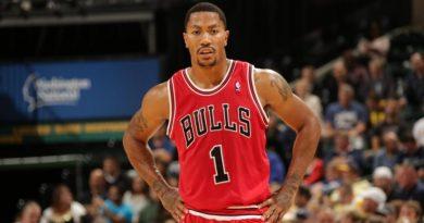 Derrick Rose poderá voltar aos Chicago Bulls!