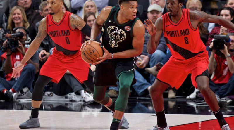 Portland Trail Blazers @ Milwaukee Bucks – Análise e Apostas!
