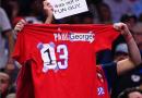 Regresso de Chris Paul ao Staples Center termina com vitória sofrida dos Clippers