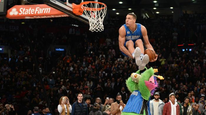 Aaron Gordon de volta ao Dunk Contest! - NBA PORTUGAL