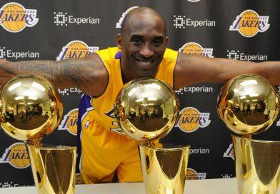 Kobe Bryant, um imortal da NBA
