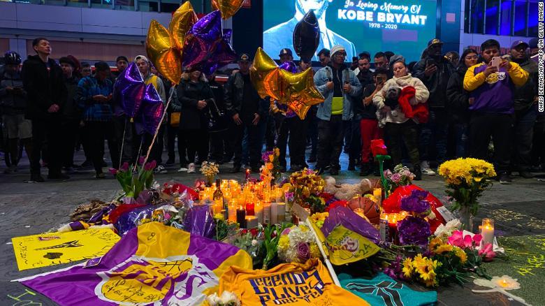 Staples Center terá homenagem a Kobe Bryant
