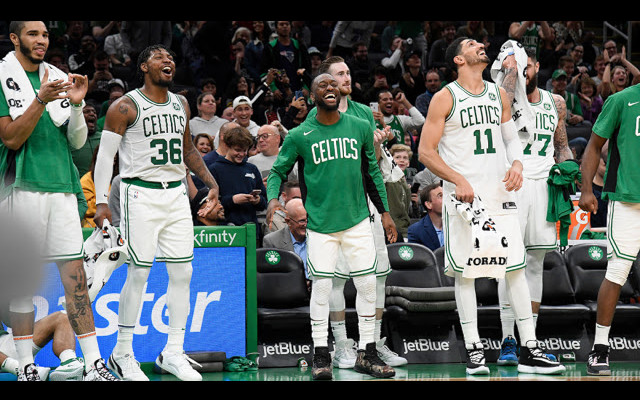 """Os Boston Celtics têm o melhor 5 da NBA!"""" - NBA PORTUGAL"""