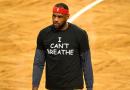 NBA e NBPA acordaram mensagens possíveis de usar nas camisolas