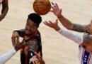 Hawks vencem 76ers, apesar do regresso de Embiid