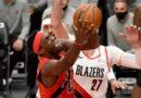 McCollum e Carmelo decisivos frente aos Raptors