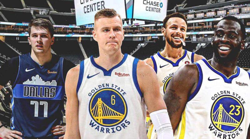 Mavericks e Warriors em negociações por Porzingis!