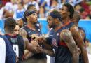 A razão de Carmelo não se ter juntado ao Big 3 dos Heat em 2010