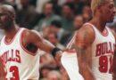Alguns bad boys da NBA nos anos 90