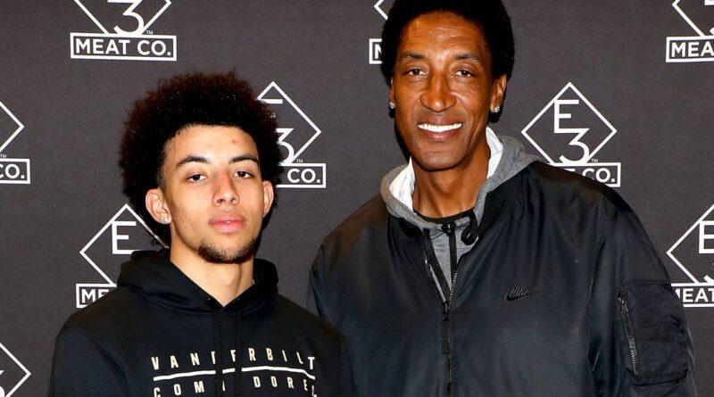 Filho de Scottie Pippen declara-se para o Draft 2021