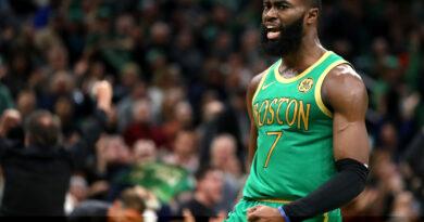 Facada nas aspirações dos Celtics com lesão de Brown.