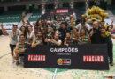 Sporting é o novo Campeão Nacional de Basquetebol