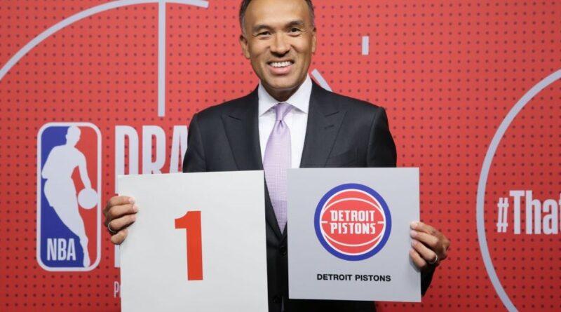 Draft Lottery, vencedores e perdedores