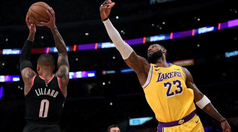 """""""Lillard, se queres ganhar um campeonato, é bom que te juntes aos Lakers"""""""