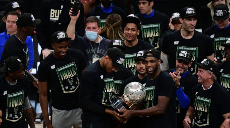 Milwaukee Bucks conquistam título da NBA!